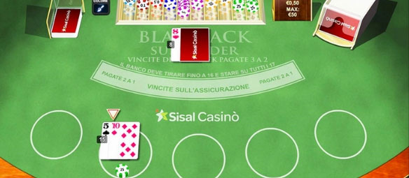 Gioco Blackjack Surrender