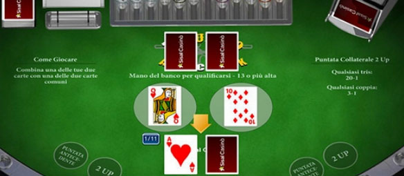 Gioco 21 Duello a Blackjack